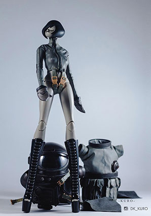 Dark Underverse Baphonaut - POP - Ashley Wood