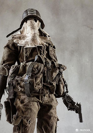 Dead Easy Corp Potato Commander - AK - Ashley Wood
