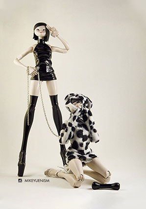Doggy Pascha Set - IP - Ashley Wood