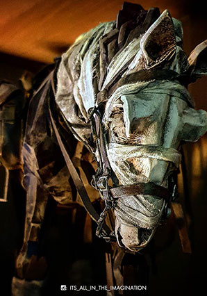 Ghost Horse - POP - Ashley Wood
