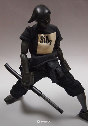 Obsidian TK Shadow Mode Original TK - POP - Ashley Wood