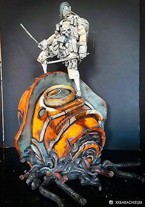 Slicer TK Interbaka - POP - Ashley Wood