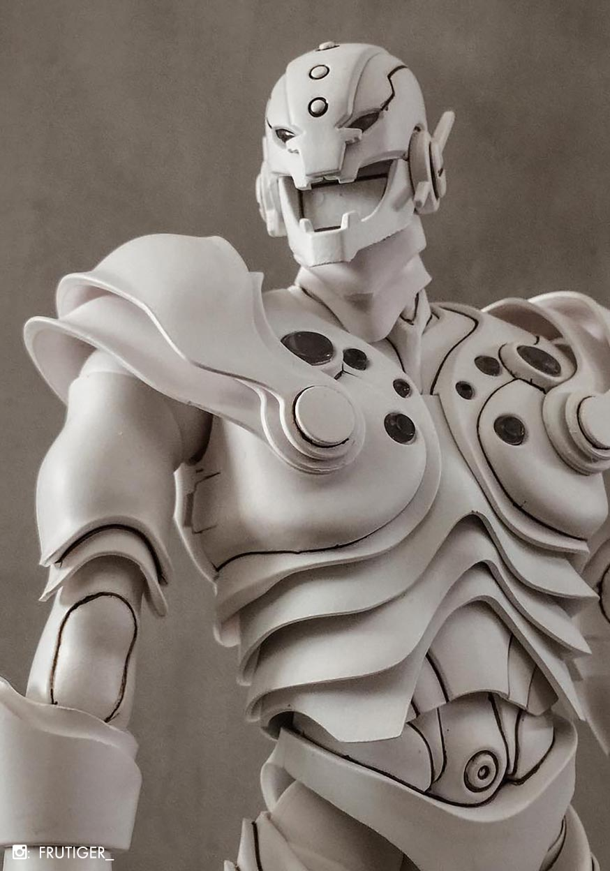 Ultron Ghost Edition